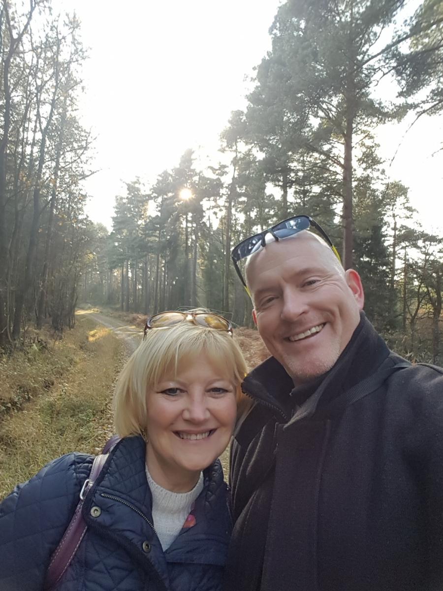 Cropton Forest 2018