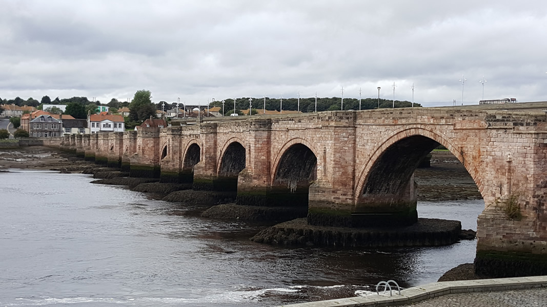 Bridge at Berwick